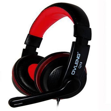 Headset Ovleng ovleng usb headset gaming q13 merah alienwareindonesia