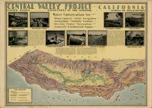 central arizona project map central valley project california map and views of