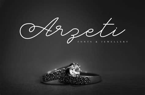 Wedding Font Logo by Arzeti Wedding Logo Script Font Script Fonts Creative