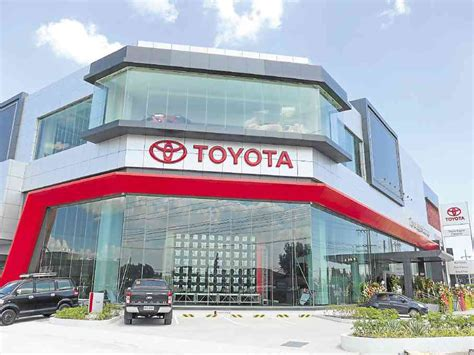 toyota opens dealership in angeles city motioncars