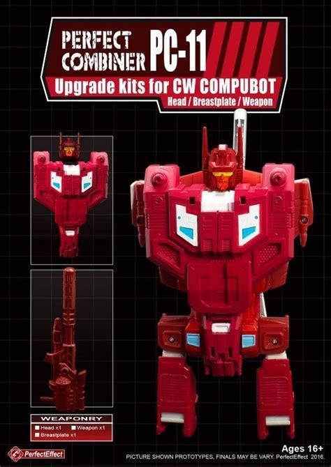 Ko Effect Pc 12 Combiner Upgrade Kit Set Ver effect pc 11 combiner upgrade set