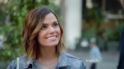 match commercial actress jackie match com tv spot match on the street jackie second