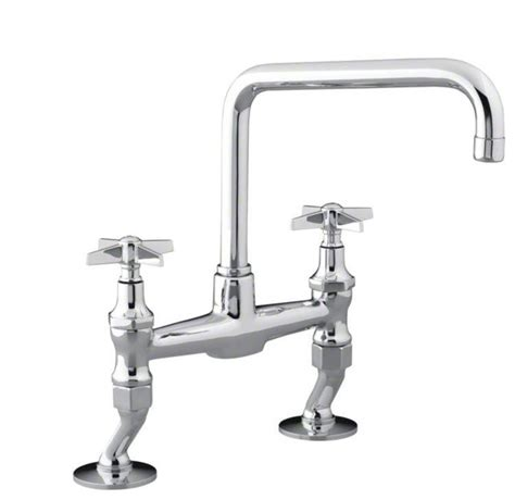 kallista for loft by michael s smith kitchen faucet cross