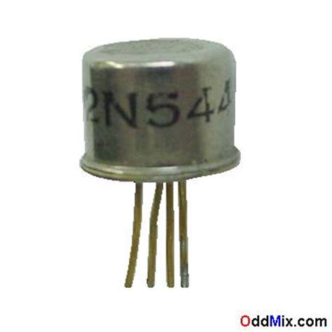 transistor lifier at high frequency 2n544 transistor pnp germanium lifier hf high frequency historical vintage collectible