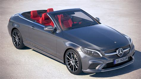 2019 Mercedes C Class by Mercedes C Class Amg Cabrio 2019