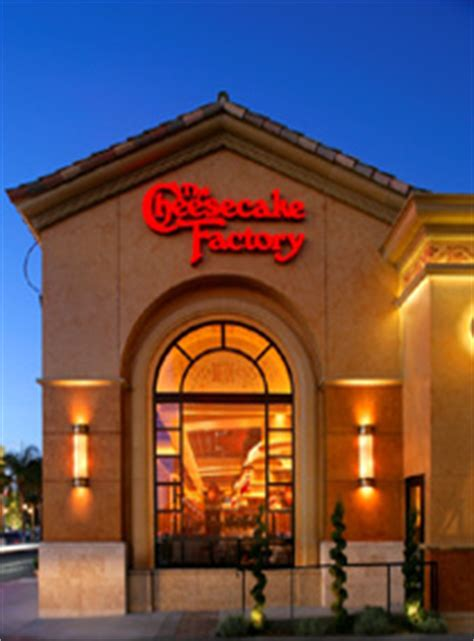 cheesecake factory hours the cheesecake factory restaurant in huntington ca