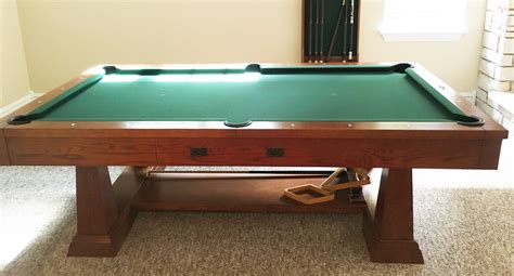 used brunswick pool tables for sale brunswick 8 artisan pool table sold sold used pool