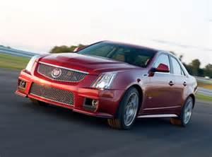 09 Cadillac Cts 09 Cadillac Cts V Ready For A Fight News Analysis