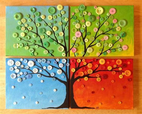 164 best 4 seasons winter 4 seasons tree painting best 10 four seasons ideas on