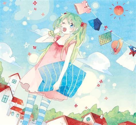 Anime Yawn by Hatsune Miku 689134 Zerochan