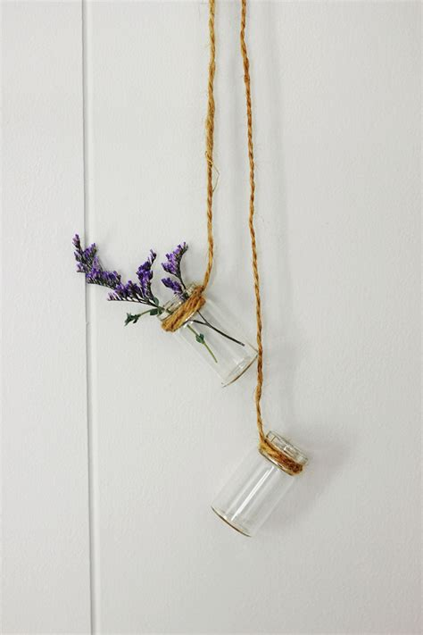 Hanging Vases Diy by Hanging Vases 187 The Merrythought