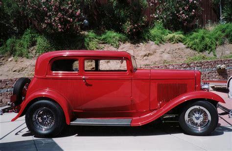 Upholstery Victoria 1932 Ford Victoria Custom 2 Door Sedan 70849