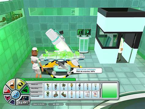 theme hospital psp eboot de la gestion hospitali 232 re avec hopital tycoon serious