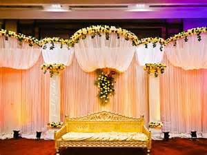 simple decoration ideas simple indian wedding reception decorations outdoor nice