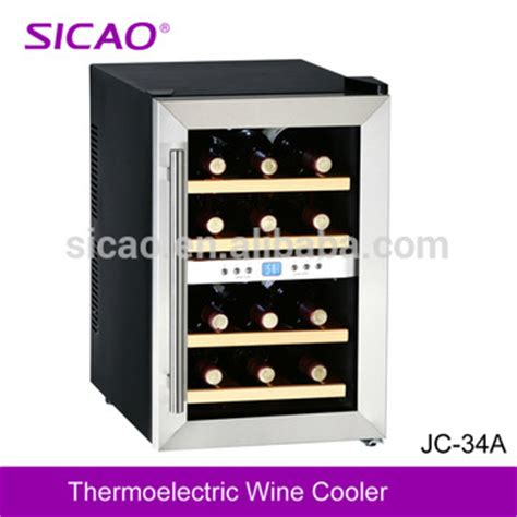 cabinet wine chiller peltier mini wine chiller small wine display cabinet