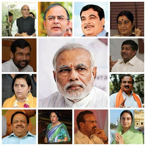 Photos Of Cabinet Ministers by Educational Qualifications Of Ministers In Narendra Modi S