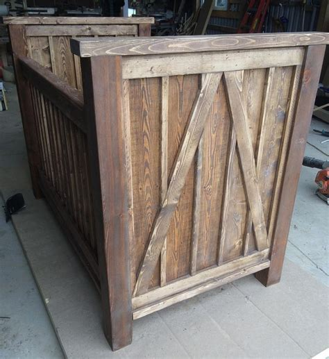 Handmade Wooden Crib - best 25 rustic crib ideas on rustic nursery