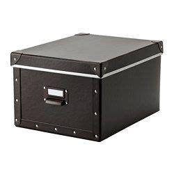 lada foto ikea 1000 ideas about cardboard box storage on