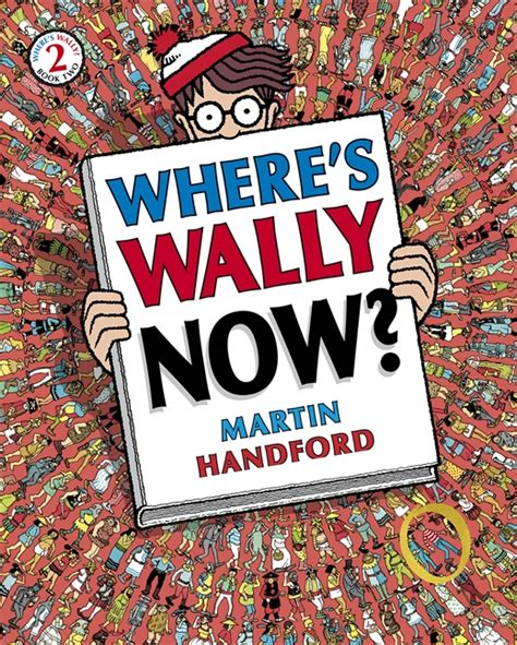 where s the books walker books where s wally now