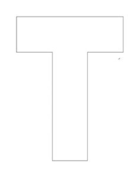 letter t template preschool free printable alphabet template alphabet