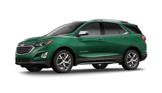 equinox colors 2018 chevrolet equinox offers variety of colors gm authority