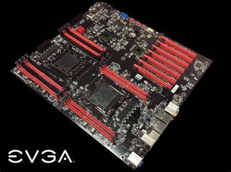 Dual Sockel Mainboard evga dual socket lga 2011 motherboard pictured