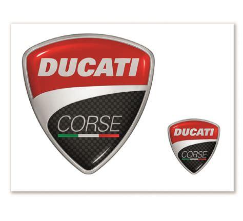 Ducati Aufkleber Ebay by Ducati Corse 3d Aufkleber 2 St 252 Ck Sticker Kit Neu Ebay