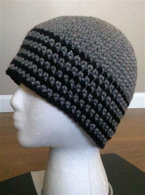gorrosdos agujas on pinterest tejido tejidos and sombreros gorros tejidos a crochet para hombre imagui