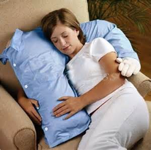 Husband Arm Pillow by Boyfriend Hug Washable Cushion Bed