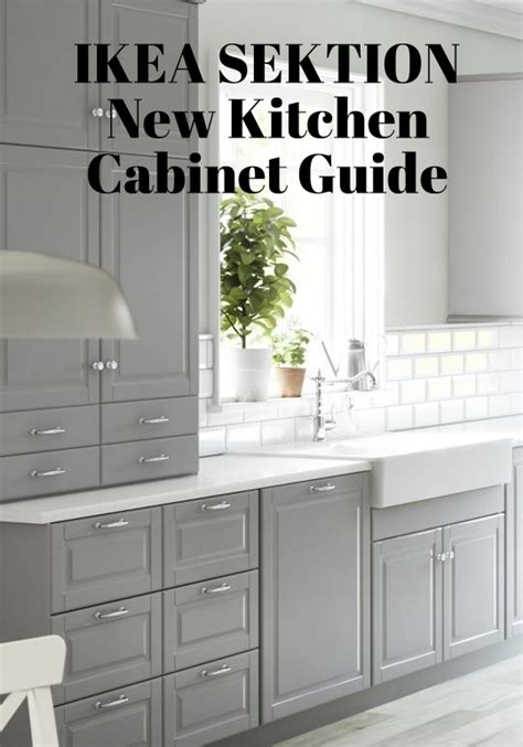 cost of ikea kitchen cabinets ikea sektion new kitchen cabinet guide photos prices