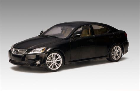 black lexus 2006 autoart 2006 lexus is350 lhd black 78812 in 1 18