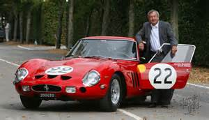 250 Gto Owners Worlds Most Expensive Car