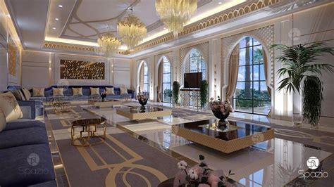 luxury classic interior design  dubai uae  spazio