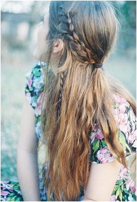 hairstyles ideas for long hair braids 10 half up braid hairstyles ideas popular haircuts