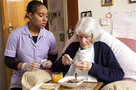 teach care home residents to administer own drugs says