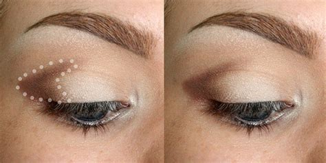 Eyeshadow 6 Color Ch1473 No 01 12 tips for a eye shadow makeup styles weekly