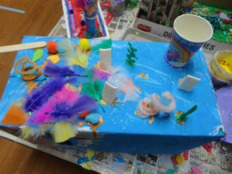 for preschoolers 3d collage projects from room 3 preschool child care