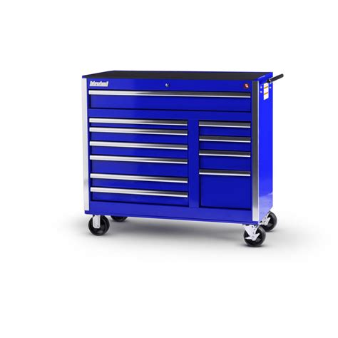 Husky 36 In 12 Drawer Tool Chest And Cabinet Combo In by Husky 36 In 12 Drawer Tool Chest And Cabinet Set Black