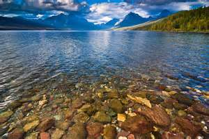 lake mcdonald montana colored rocks lake mcdonald travelogue the northcoast photographer