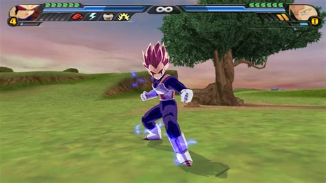 mod game dragon ball z budokai tenkaichi 3 dark vegeta in dragonball z tenkaichi 3 mod by
