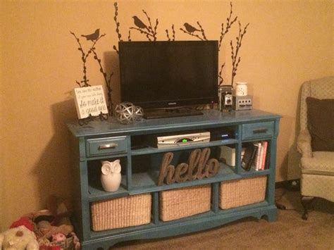 repurposed furniture ideas tv cabinet repurposed old dresser into a entertainment center