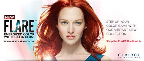 clairol flare hair color clairol professional flare newhairstylesformen2014 com