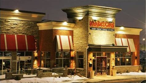 jj madisons all american grill and bar in mesa az madisons grill montreal restaurant reviews phone