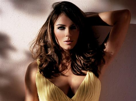 hollywood actress elizabeth elizabeth hurley new high quality wallpapers hollywood