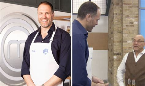 celebrity masterchef 2018 on tv celebrity masterchef 2018 what is martin bayfield s