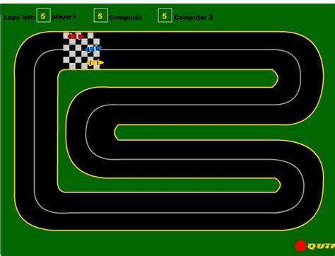 racing tracks play racing track flash on www flashgames555