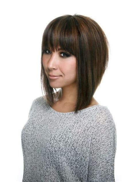 what kind of hair to use for bob line bob haircut with highlights type 4 hairstyle 2