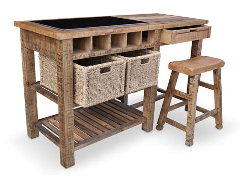 island bench stools rustic timber kitchen island bench granite stools wooden