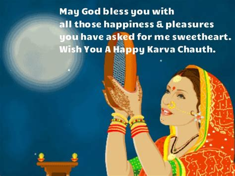 happy karva chauth wishes messages quotes sms  english hindi