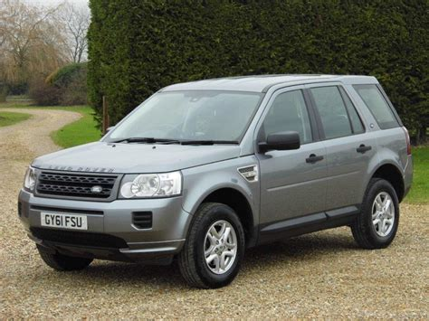 land rover freelander used 2011 land rover freelander 2 2 2 td4 s 5dr for sale